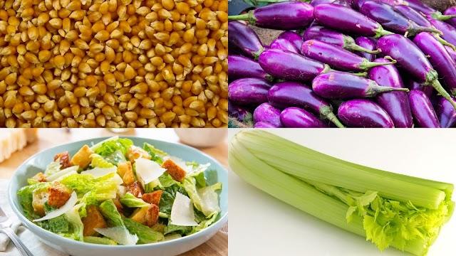12 makanan yang tidak menggemukkan walaupun anda makan sampai kenyang!