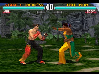 【PS】鐵拳3(Tekken 3),令人懷念的經典格鬥!