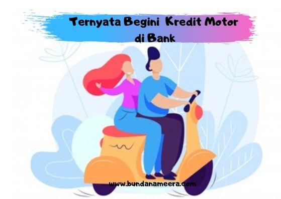 Cara mudah kredit motor di Bank Mandiri, syarat untuk mengajukan kredit motor