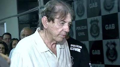 Resultado de imagem para João de Deus passa 1ª noite na cadeia após ser preso suspeito de abusos sexuais