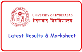 Hyderabad University Results May June 2020