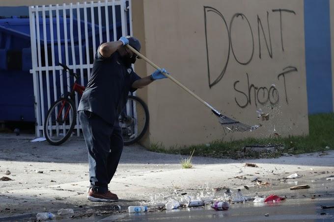 5ª noite de protestos nos EUA tem nova morte e desobediência a toque de recolher