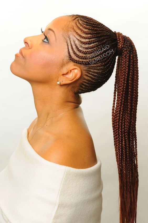 gorgeous african hair braiding
