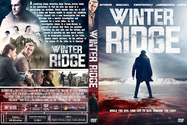 winter ridge dvd cover cover addict free dvd bluray. Black Bedroom Furniture Sets. Home Design Ideas
