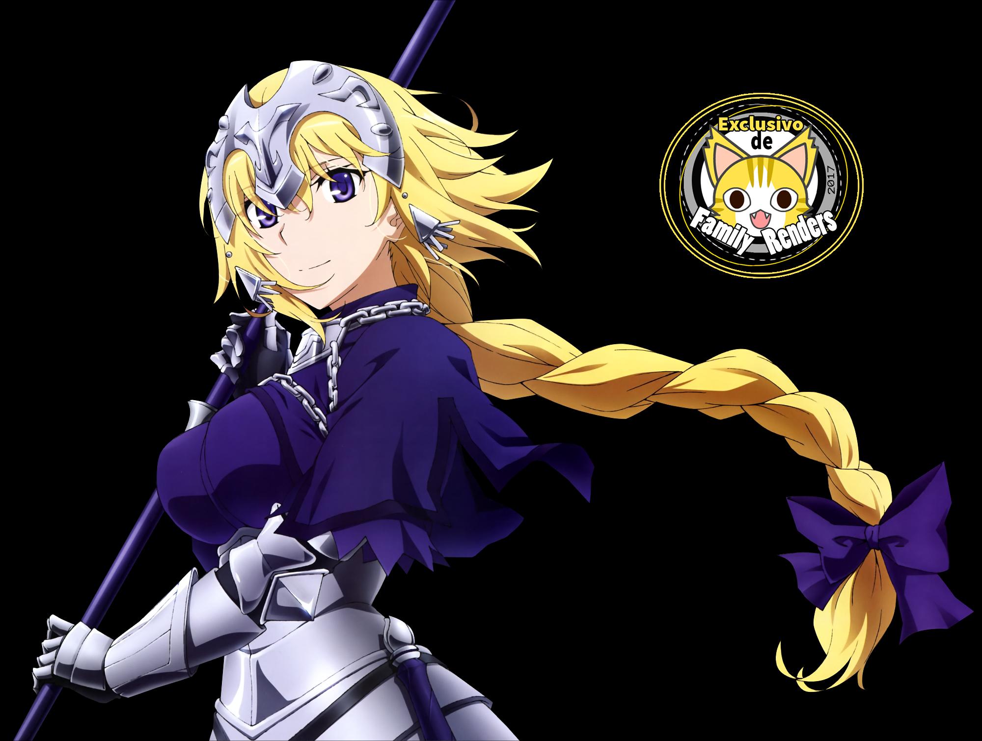 render Jeanne d'Arc - Ruler,