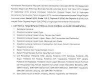 Seleksi CPNS Kementerian Perindustrian Republik Indonesia Tahun Anggaran 2019