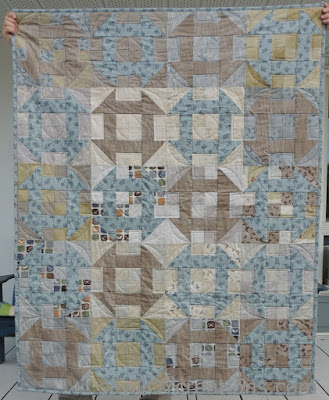 All Churned Up quilt Sew Joy Creations