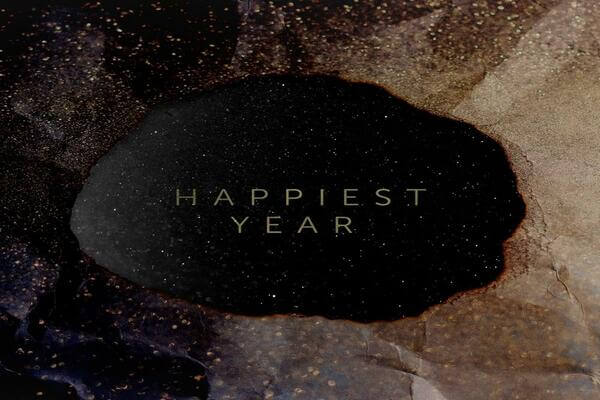 Jaymes Young Happiest Year