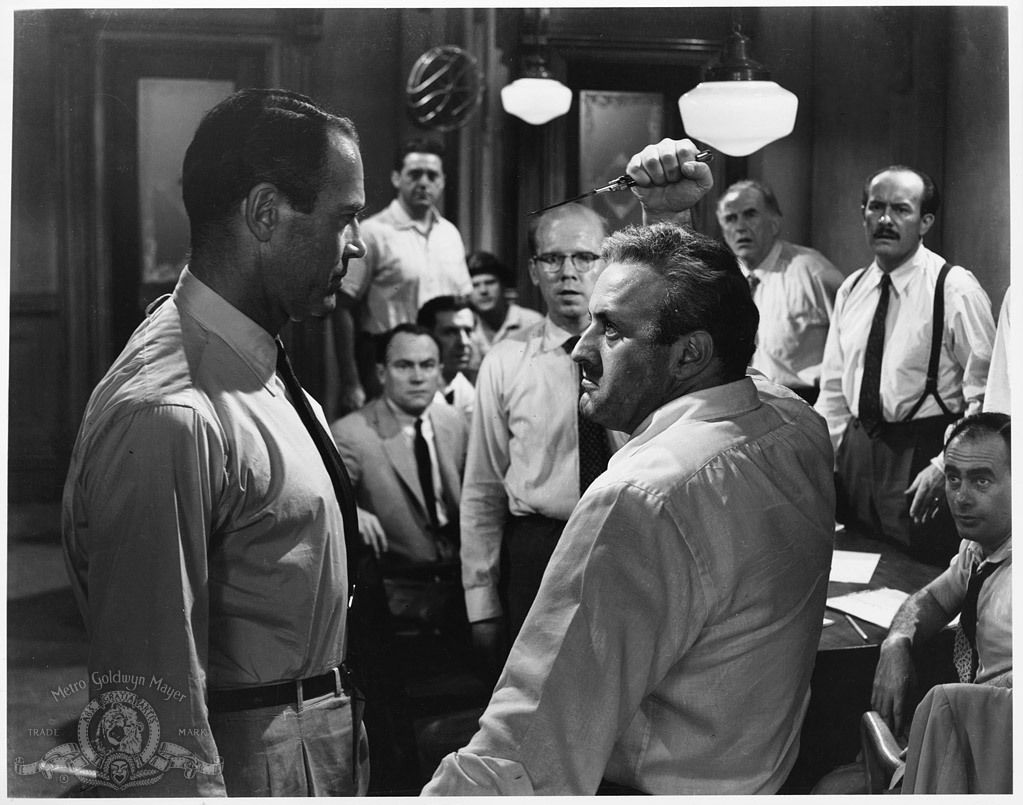 12 Angry Men – Finding Truth in Facts wallpapers