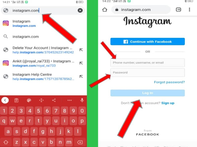Temporarily deactivate instagram account-Instagram account diable karna sikhe- NEW UPDATED