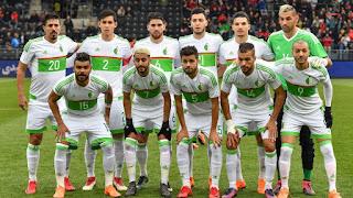 نتيجة مباراة الجزائر وتنزانيا في بطولة امم افريقيا مصر 2019
