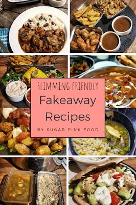 slimming world fakeaway recipes