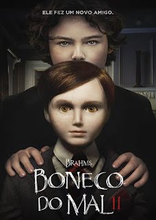 Brahms: Boneco do Mal 2 - BDRip Dual Áudio