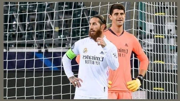 ريال مدريد ضد بوروسيا مونشنغلادباخ دوري أبطال أوروبا