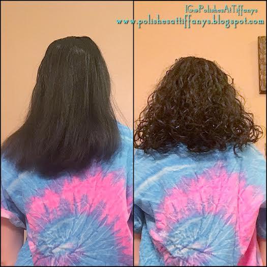 Polishes At Tiffany's : Sugar Bear Hair Review