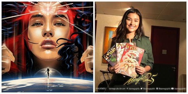 Can Liza Soberano soar high as Darna?