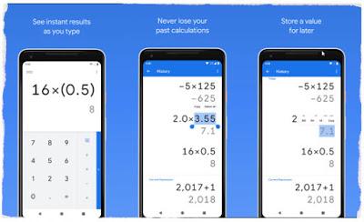 أفضل 5 تطبيقات الالة الحاسبة مجانية للأندرويد مع مميزات رائعة