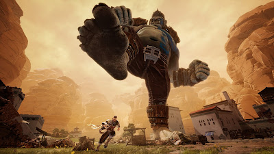 Extinction, el Attack on titan de Iron Galaxy and Maximum Games, muestra su primer trailer