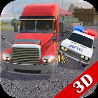 Hard Truck Driver Simulator 3D Mod Apk