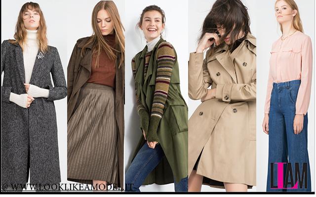 10 capi imperdibili Nuova Collezione Zara autunno inverno 2015 - 2016 (FOTO    PREZZI) 0b138801ac4c