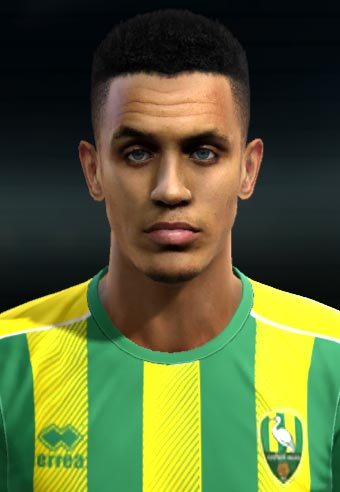 Ravel Morrison Face For PES 2013
