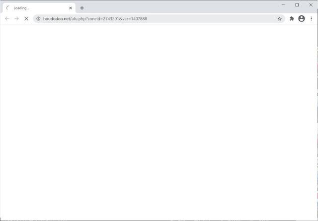 Houdodoo.net pop-ups