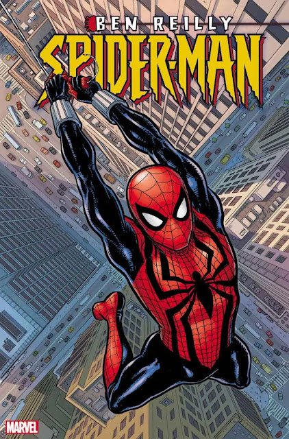 Marvel revela 'Ben Reilly: Spider-Man' #1 realizado por el gran J.M. DeMatteis