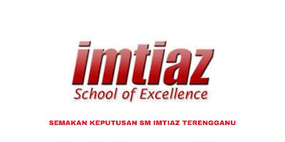 Semakan Keputusan Imtiaz Terengganu 2020 Online