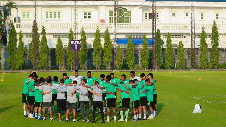 نهائي كأس أمم آسيا تحت 23 عاماً: موعد مباراة السعودية وكوريا الجنوبية والقنوات الناقلة