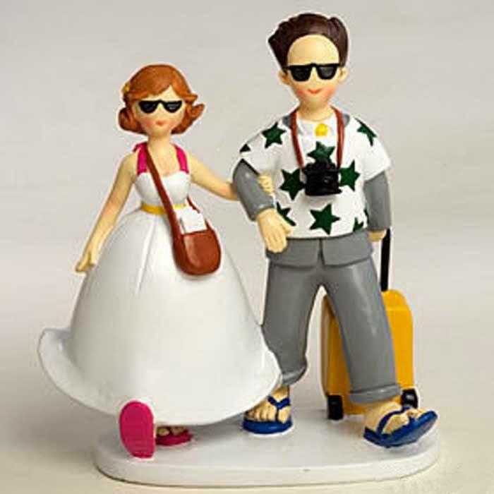 Accessoires gateau mariage