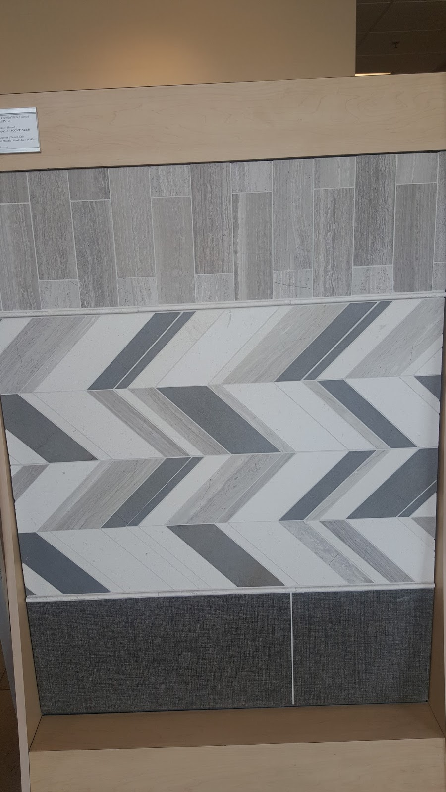 Sherris Daily Dealings Master Bathroom Decisions - Daltile portland maine