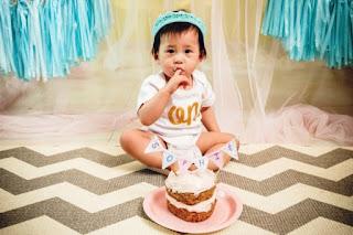 Foto Bayi Ulang Tahun Ke 2 Lucu Banget