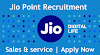 The Jio point team Recruitment Apply Now