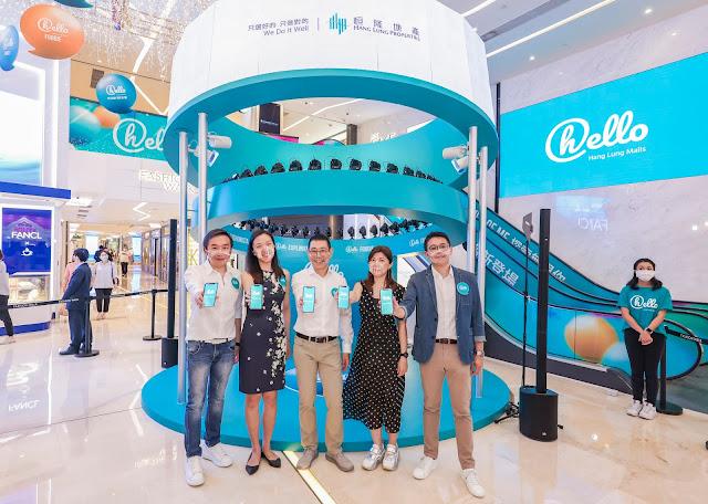 Launch of Hello Hang Lung Malls Rewards Program