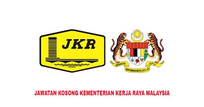 Jawatan Kosong Kementerian Kerja Raya Malaysia 2019