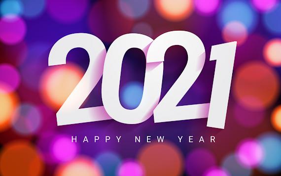 Happy New Year 2021 download besplatne pozadine za desktop 1680x1050 slike ecard čestitke Sretna Nova godina
