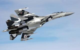 Sukhoi Su-35 buatan Rusia