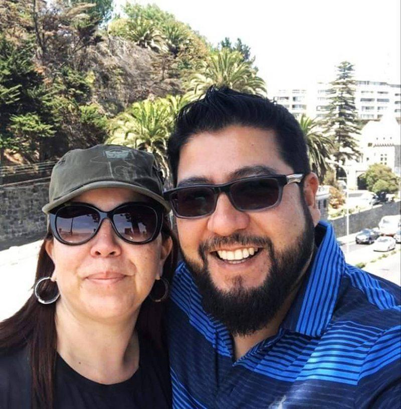Matrimonio de médicos de Viña del Mar está sin ventilación mecánica