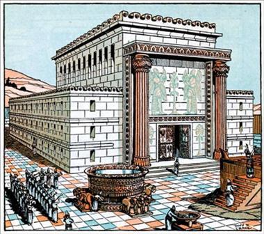 Resultado de imagen de templo de zorobabel