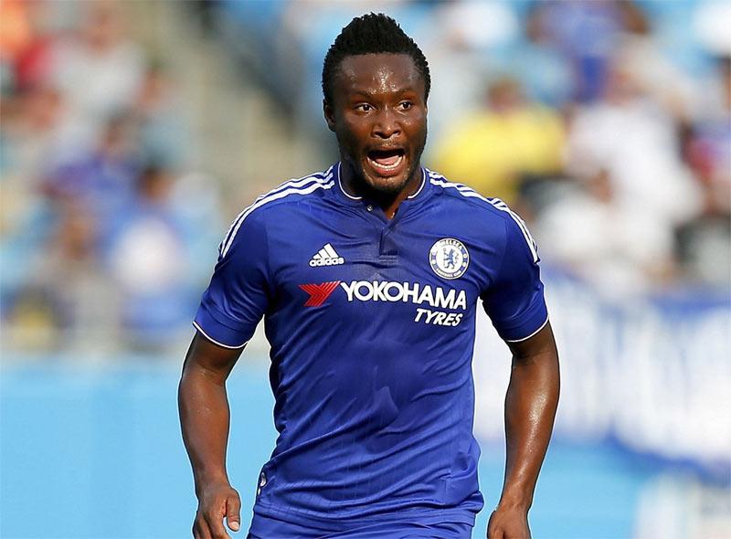 I'm not injured - Mikel shuts down rumors