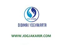 Lowongan Kerja Admin Online dan Marketing di DIDIMAX Cabang Yogyakarta