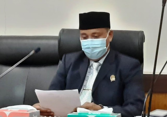 Abdul Rojaq  Ditahan KPK, BK DPRD Jabar :  Sudah Ranah Hukum Tidak Bisa Intervensi