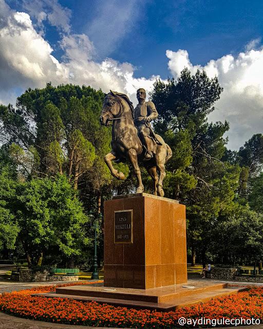 King Nikola Monument