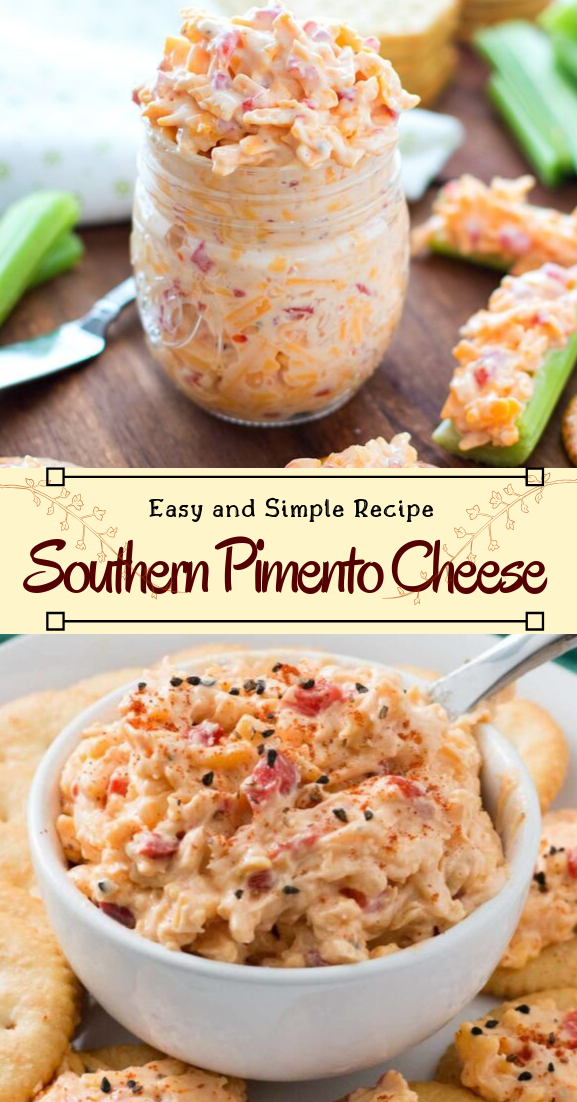 Southern Pimento Cheese #healthyfood #dietketo #breakfast #food