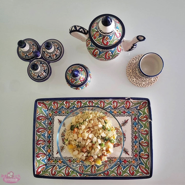 receita de cucuz marroquino