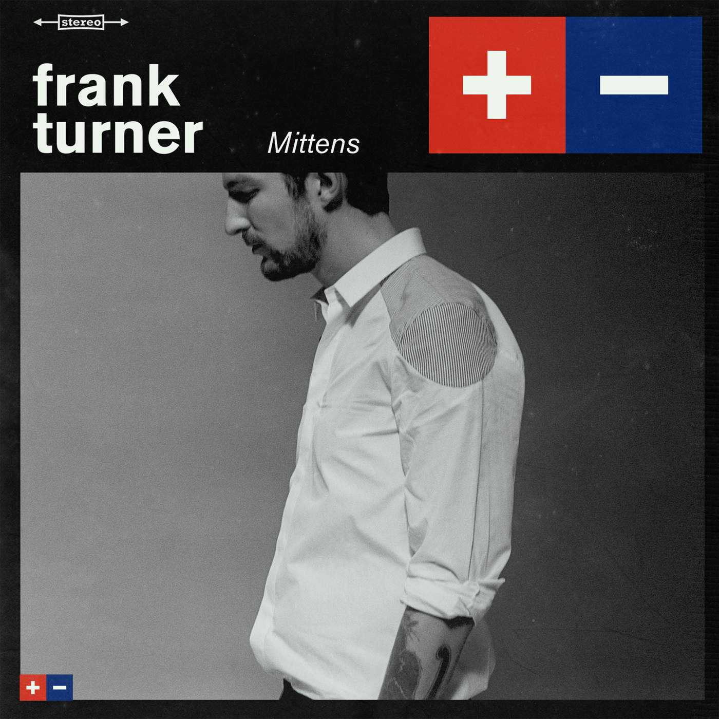 Frank Turner - Mittens - EP Cover