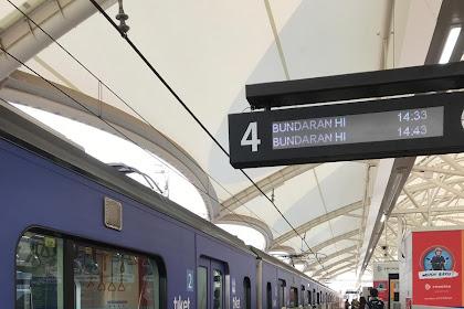 MRT ku mari kita menjaganya bersama