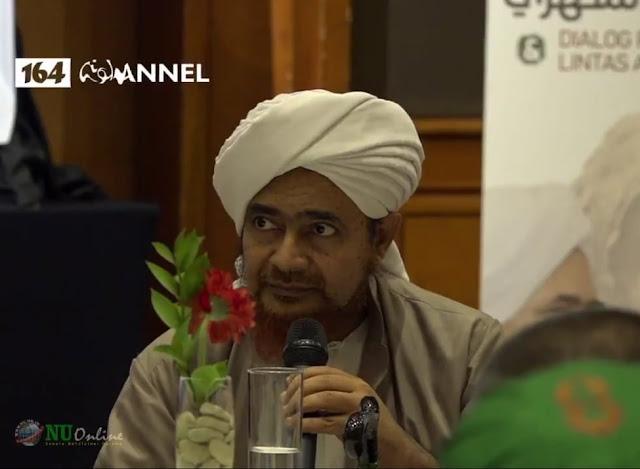 Habib Umar bin Hafidz: Semoga Nahdlatul Ulama Semakin Berkah