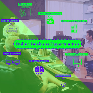 Online Business Opportunties