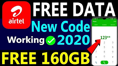 Airtel Free internet data code